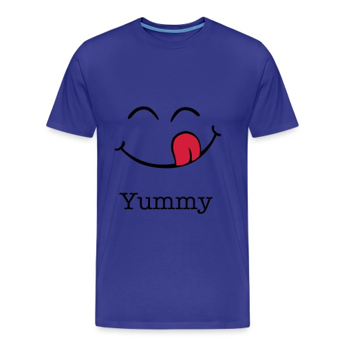 Male Yummy - Men's Premium T-Shirt