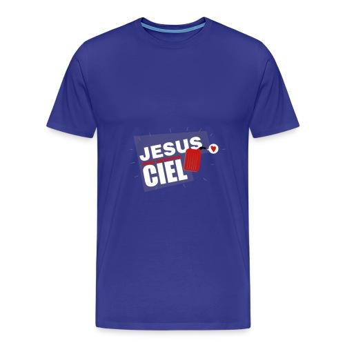 Mon essence-ciel - T-shirt Premium Homme