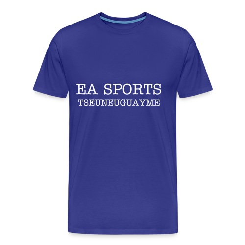 EA Sports - T-shirt Premium Homme
