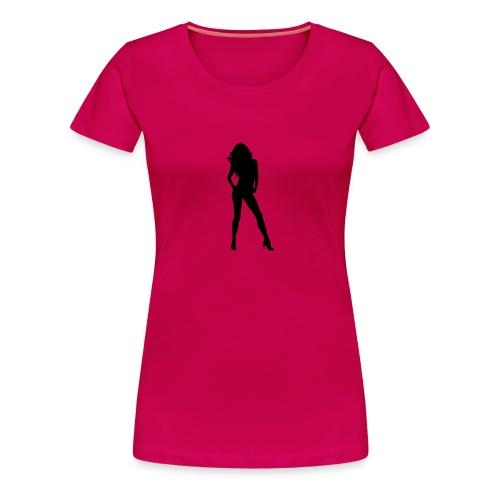 woman - Naisten premium t-paita