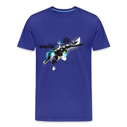 Creation - T-shirt Premium Homme