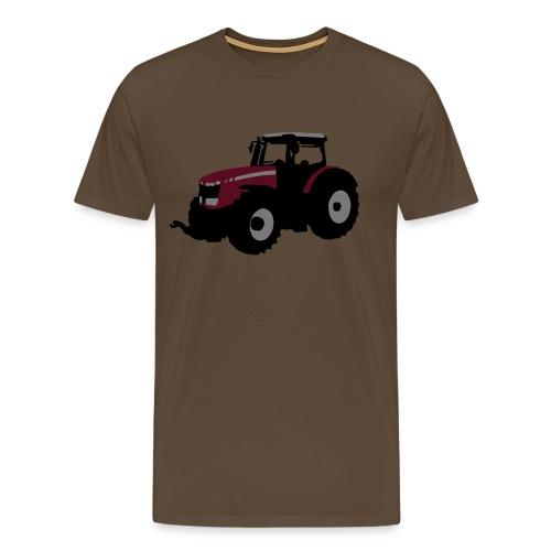 MF herreskjorte - Premium T-skjorte for menn