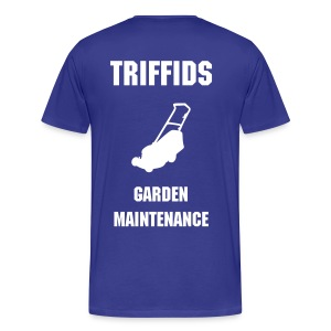 Triffids Garden Maintenance - Men's Premium T-Shirt