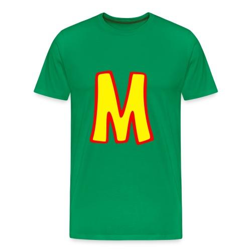 Big M - Männer Premium T-Shirt