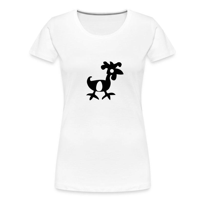 Fiona - Vrouwen Premium T-shirt