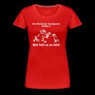 T-Shirts ~ Frauen Premium T-Shirt ~ Artikelnummer 13332286