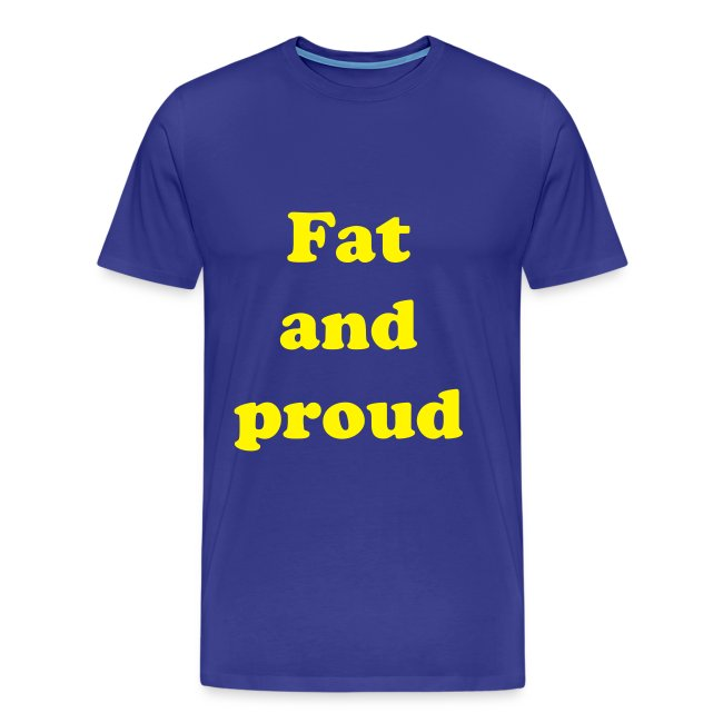 fat n proud blue