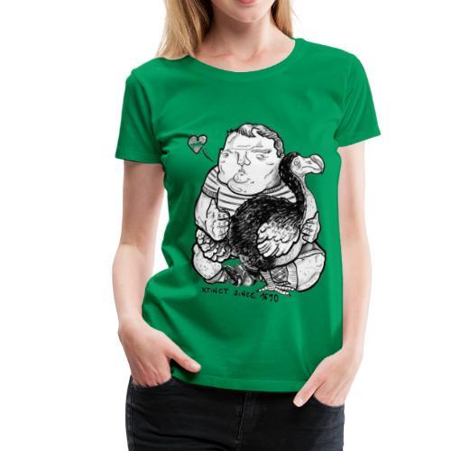Friedem. Zschiedrich Hausdodo - Frauen Premium T-Shirt