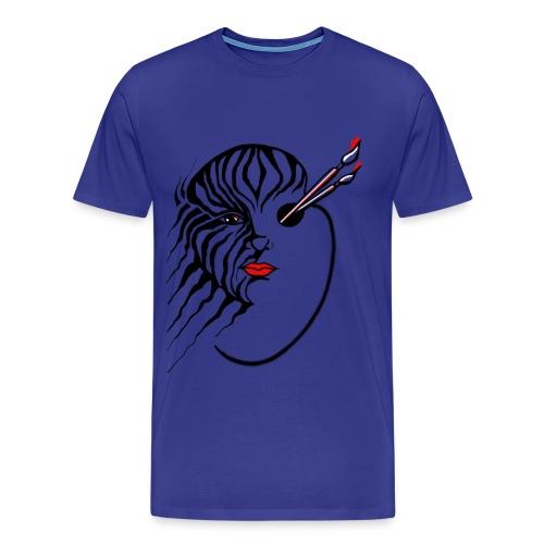 palettface - Premium-T-shirt herr