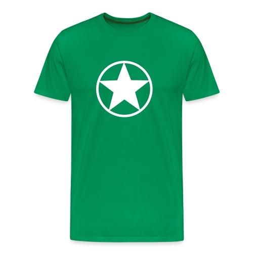 Army Crew T-shirt - Men's Premium T-Shirt