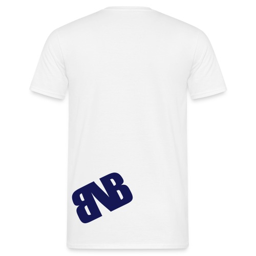 BNB - blue bottom - Männer T-Shirt