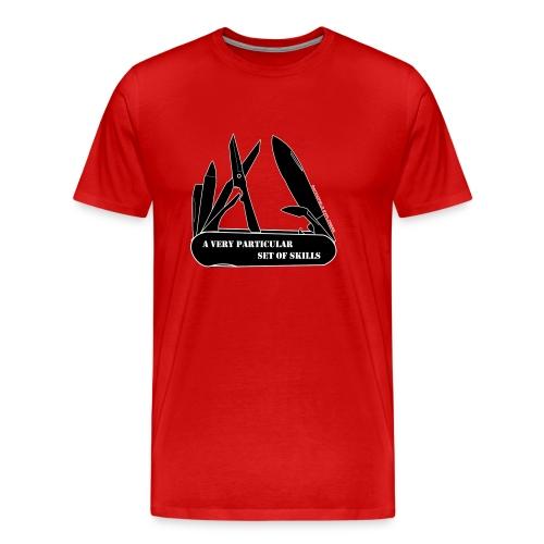 'Set of Skills' Tee - Men's Premium T-Shirt
