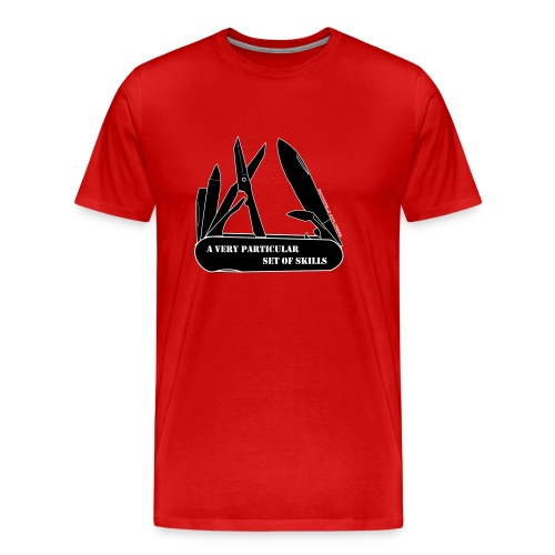 'Set of Skills' Tee - Men's Premium T-Shirt