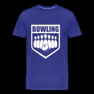 T-Shirts ~ Männer Premium T-Shirt ~ bowling