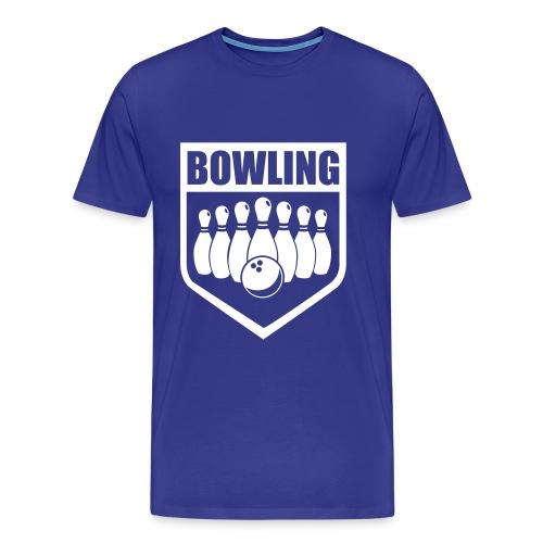 bowling - Männer Premium T-Shirt
