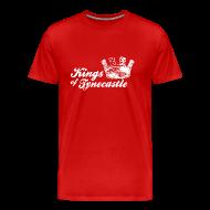 T-Shirts ~ Men's Premium T-Shirt ~ Kings of Tynecastle