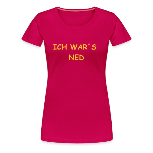 Saarland unlimited - Frauen Premium T-Shirt