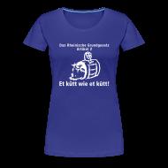 T-Shirts ~ Frauen Premium T-Shirt ~ Artikelnummer 13332483