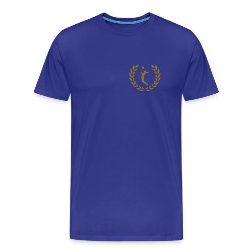 Evolution Volleyball - Männer Premium T-Shirt