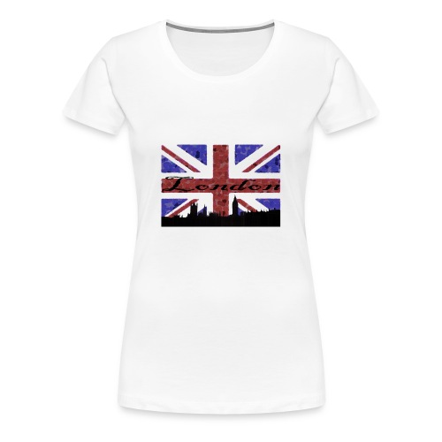 Topp - LONDON - Premium-T-shirt dam