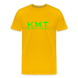 KMT - Project Caramel Menz - Men's Premium T-Shirt