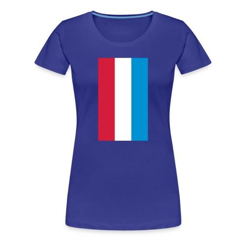Galfborst - Premium T-skjorte for kvinner
