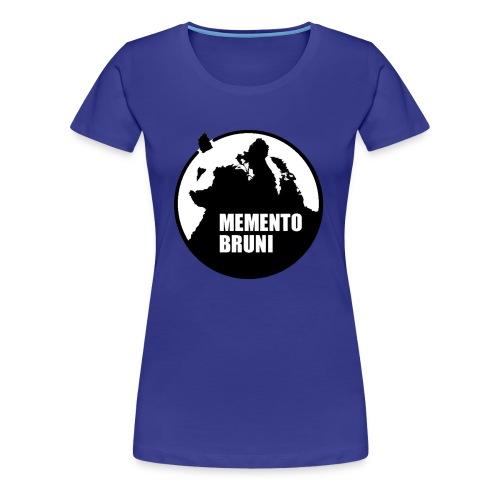 Bruno - Frauen Premium T-Shirt