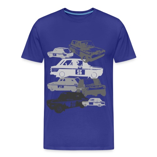 Simons Rally Imp TShirt - Men's Premium T-Shirt