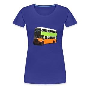 Corpy Bus - Women's Premium T-Shirt