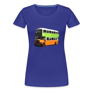 Corpy Bus - Women's Premium T-Shirt