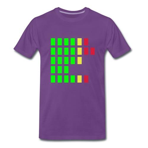 volume - Camiseta premium hombre