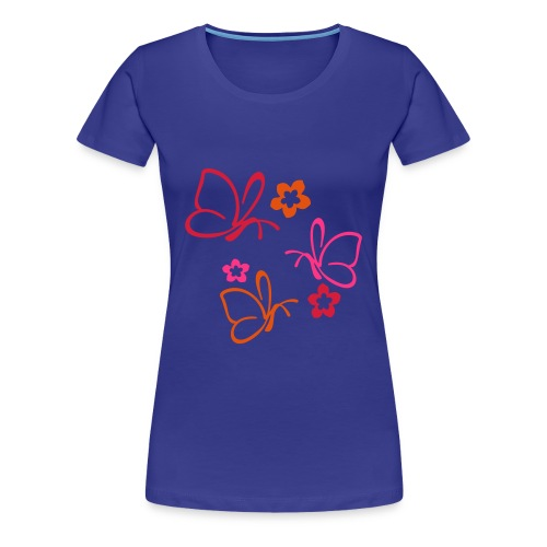 For ever young - Frauen Premium T-Shirt