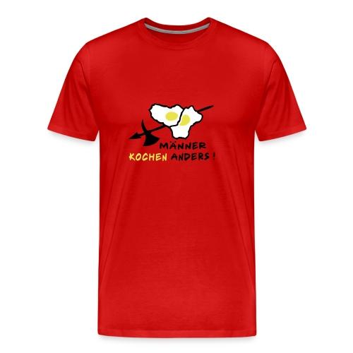 Kochkunst - Männer Premium T-Shirt