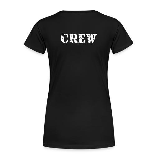 Crew - Premium T-skjorte for kvinner