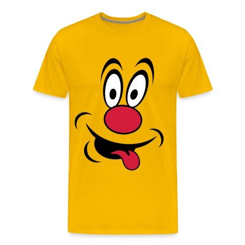 CLOWN - T-shirt Premium Homme