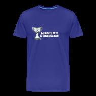 T-Shirts ~ Men's Premium T-Shirt ~ League Cup Winners 2010
