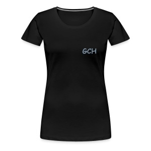 Womans GCH Girlie Club Member T-Shirt - Women's Premium T-Shirt