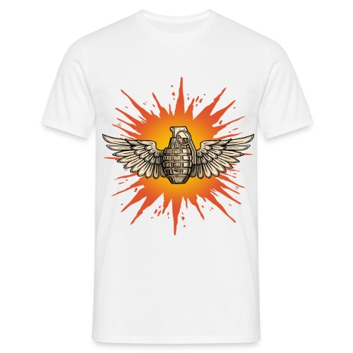 Camiseta hombre