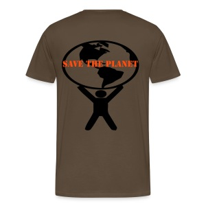 Save the Planet* - T-shirt Premium Homme