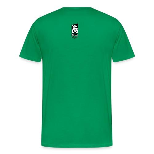 nerd love - uomo - Maglietta Premium da uomo