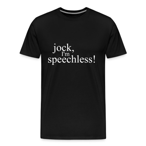 SPEECHLESS - Men's Premium T-Shirt