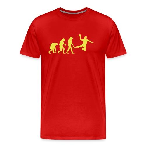 Evolution Handball - Männer Premium T-Shirt