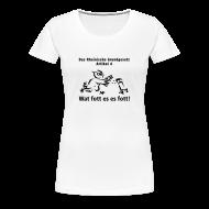T-Shirts ~ Frauen Premium T-Shirt ~ Artikelnummer 13332282