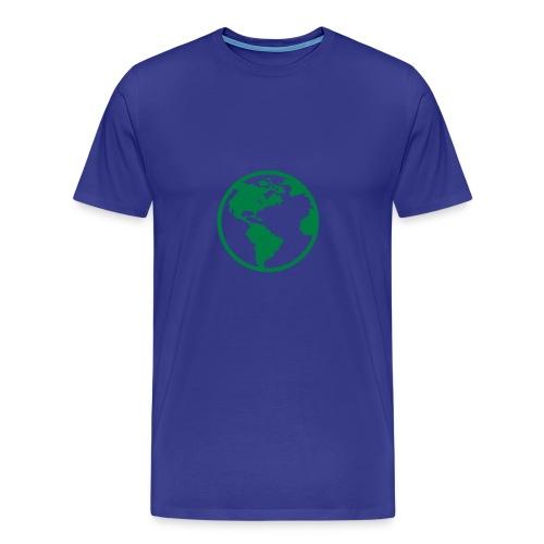 Earth - Männer Premium T-Shirt