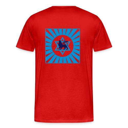 LION2JUDA  homme/femme - T-shirt Premium Homme