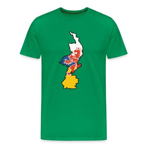 Limburg - Mannen Premium T-shirt