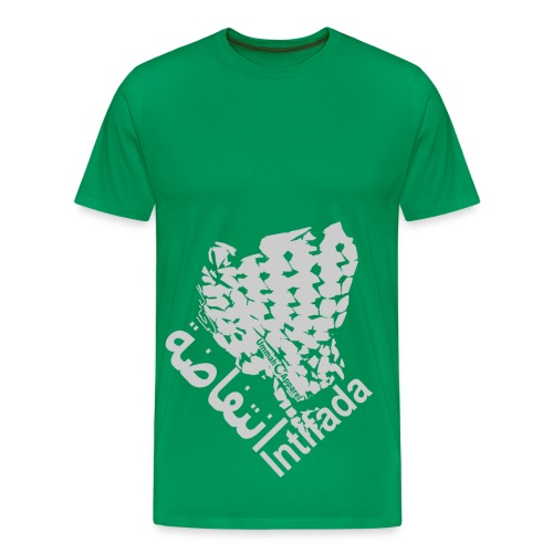 Intifada - Men's Premium T-Shirt