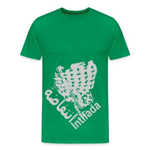 Intifada - Men's Premium T-Shirt