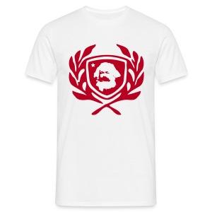 Marx - T-shirt - Herr - T-shirt herr