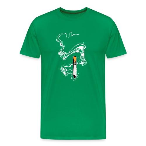 anchestor smoke - Mannen Premium T-shirt